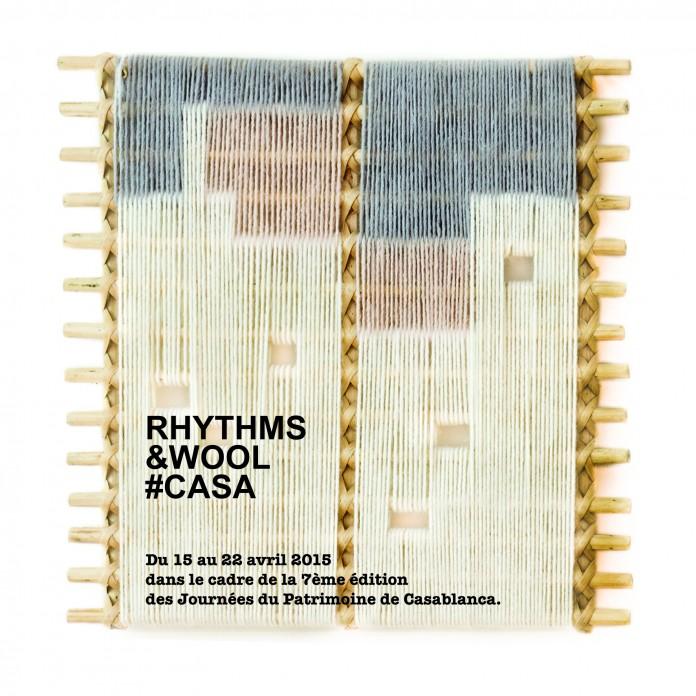 Exhibition Rhythm & Wool // Casablanca